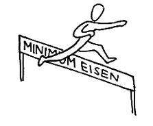 minimumeisen