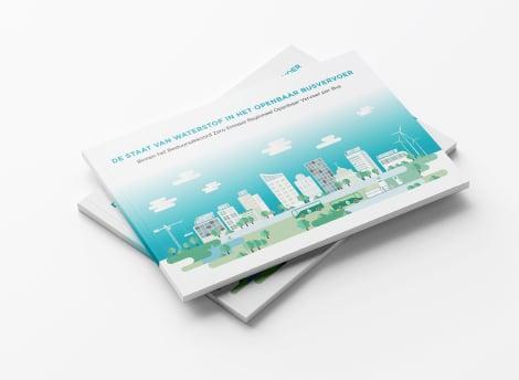 Mockup publicatie waterstof in openbaar busvervoer