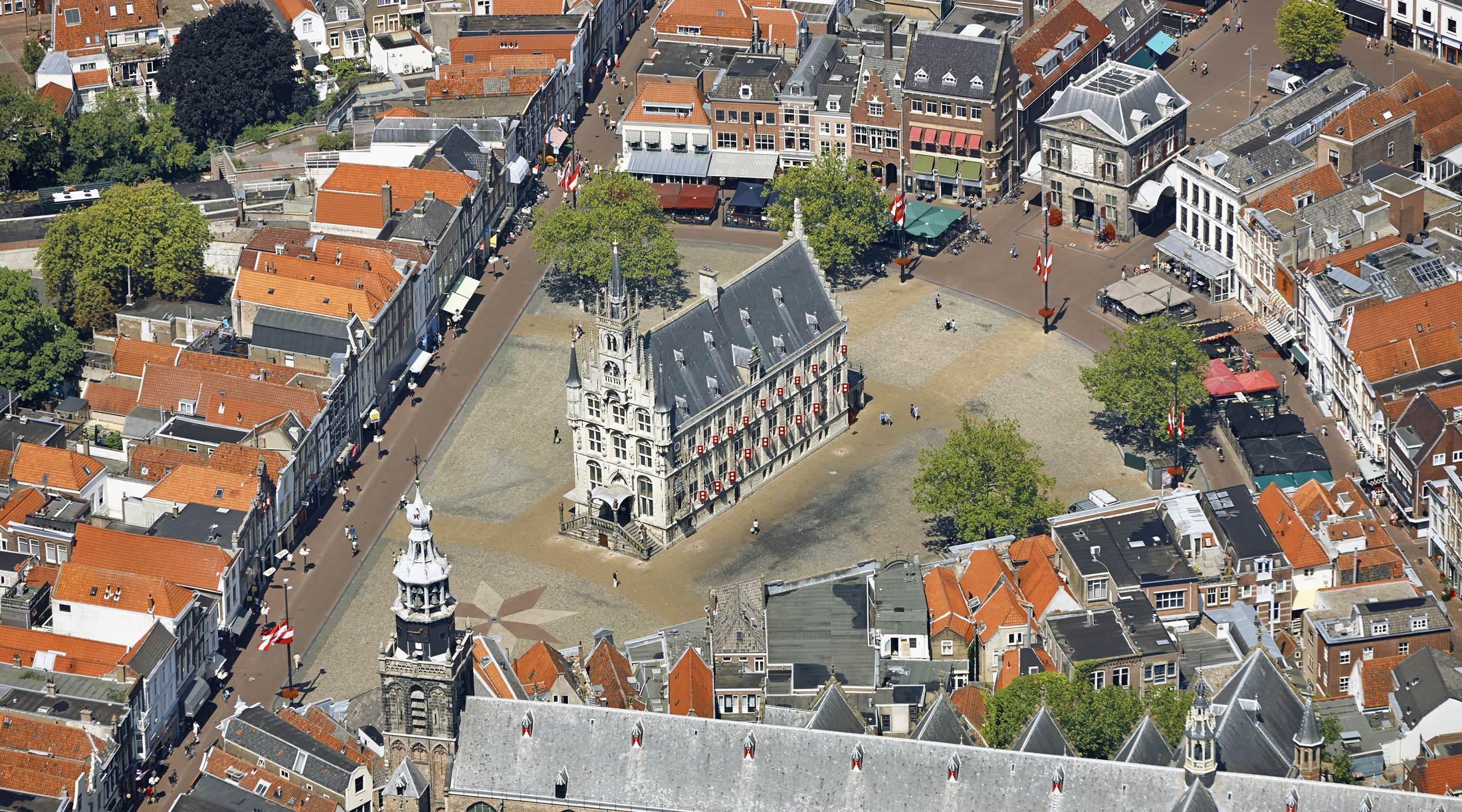 Vastgoedstrategie voor gemeente Gouda