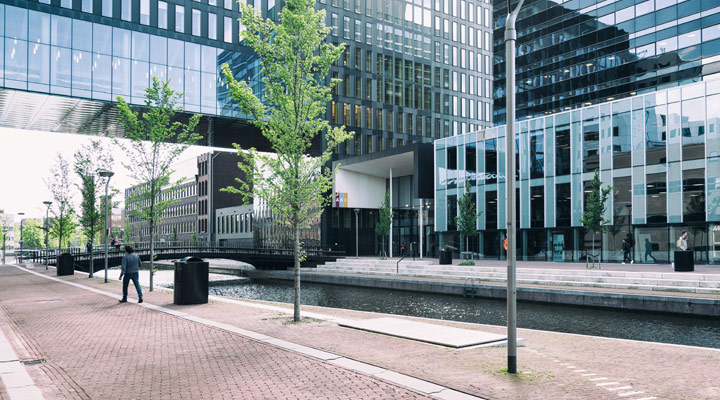 Vastgoedbeleid Universiteit van Amsterdam (UvA)