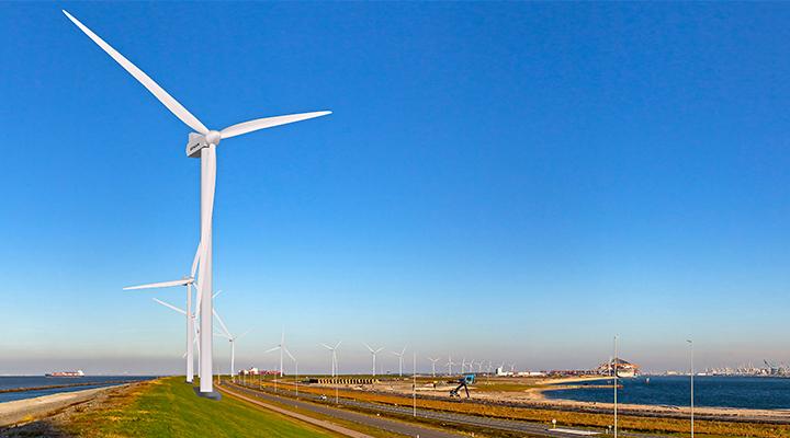 100% groene stroom met Windpark Maasvlakte 2