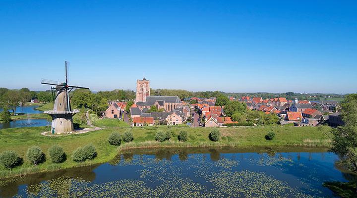 Herindeling gemeenten Aalburg, Werkendam en Woudrichem
