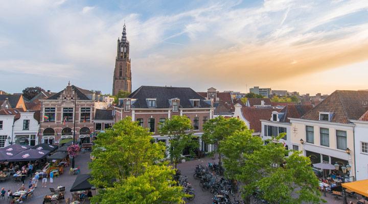 Hercontractering dienstverlening rond gemeentelijk vastgoed Amersfoort