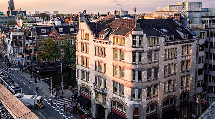Sociale wijkteams Amsterdam centrum