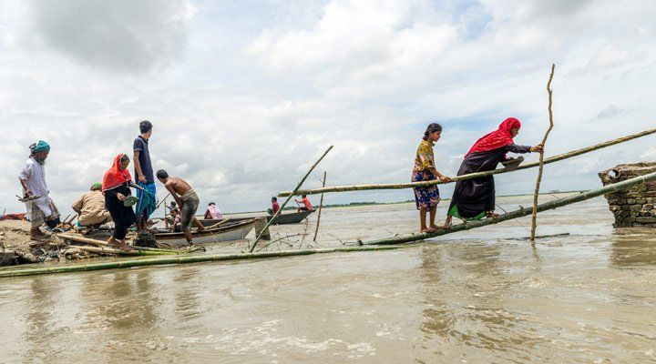 Delta Plan Bangladesh - a new approach to water management