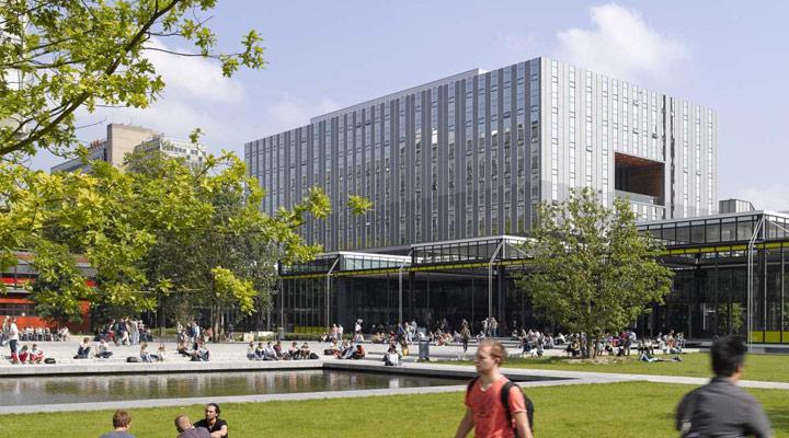 De nieuwe high tech campus voor Brainport Eindhoven