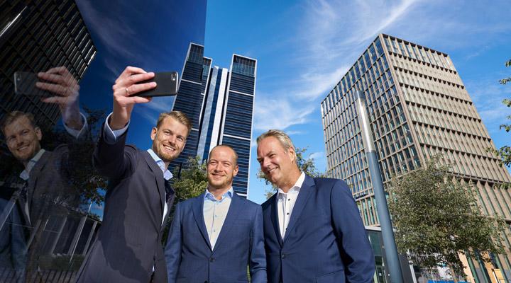 Begeleiding acceptatieprocedure en ingebruikname nieuw EMA kantoor Amsterdam
