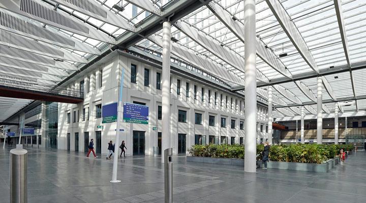 Juridisch advies nieuwbouw Erasmus MC Rotterdam