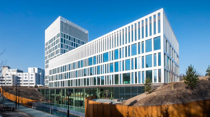 Een gastvrij gebouw voor Eurojust