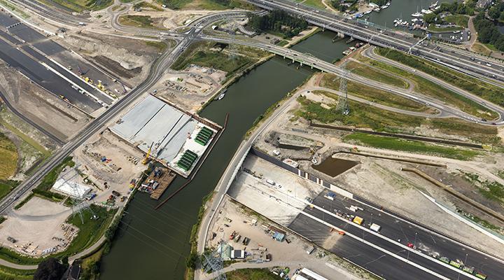 Roadmap emissievrije bouwplaatsen voor Rijkswaterstaat in 2030