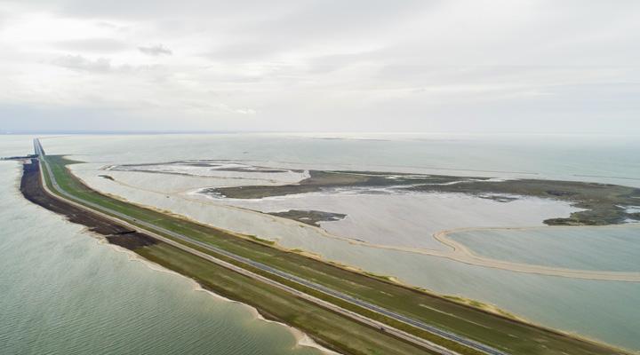 Contractmanagement versterking Houtribdijk