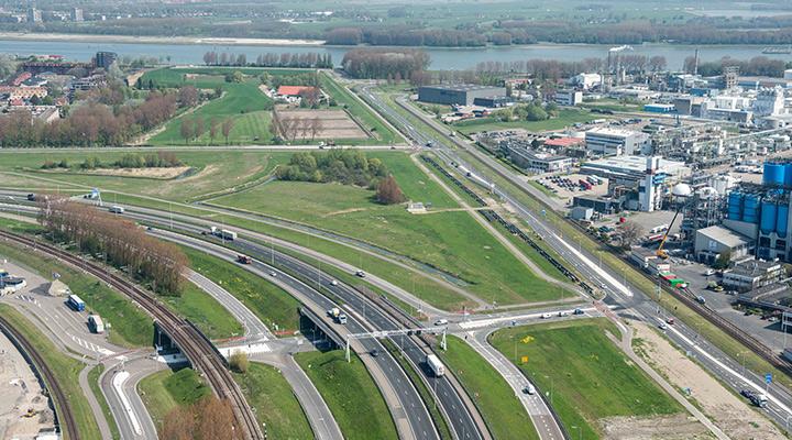 Blankenburgverbinding versterkt bereikbaarheid Rotterdamse regio