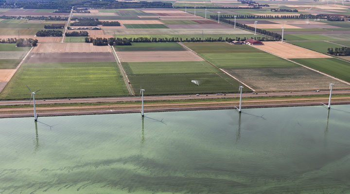 Bestuurlijke aftrap voor nieuwe KRW-doelen in Flevoland