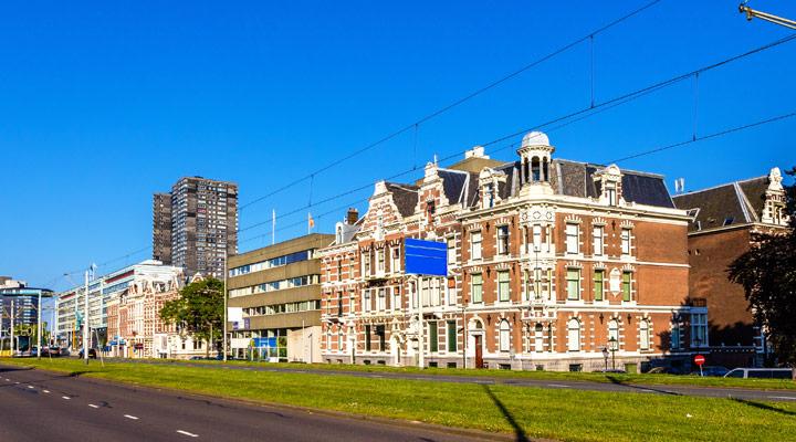 Doorontwikkeling vastgoedorganisatie gemeente Rotterdam