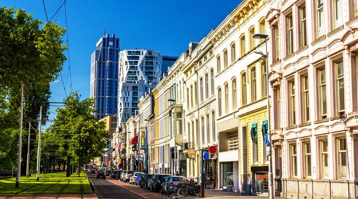 PPS gebiedsontwikkeling 'Hart van Zuid' Rotterdam