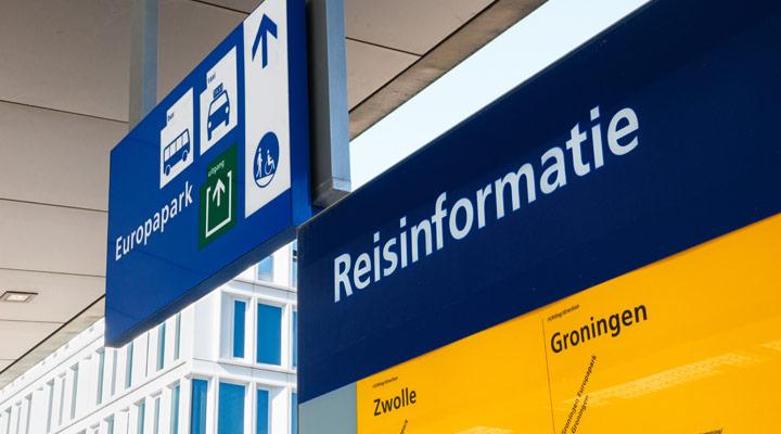 Evaluatie reisinformatieketen openbaar vervoer