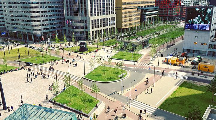 Omgevingsmanagement bij optimalisatie van het Elektriciteitsnet in Rotterdam