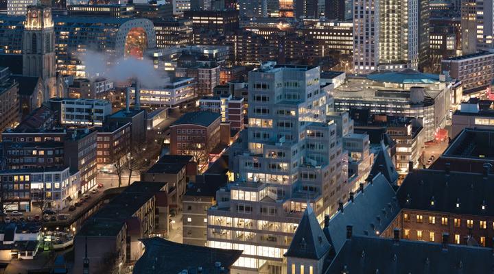 Timmerhuis Rotterdam: uniek contract, uitzonderlijke kwaliteit