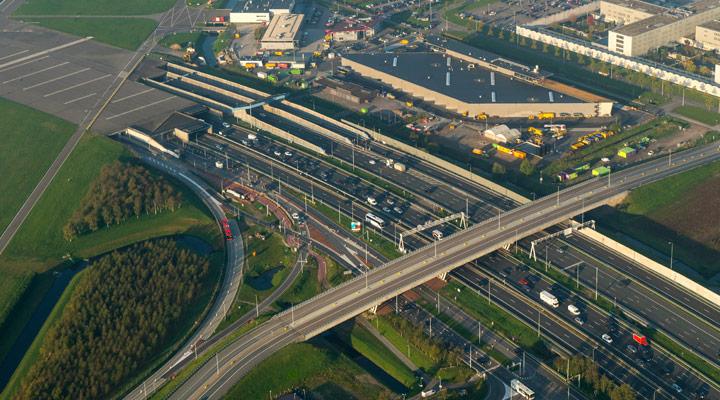 Organisatie tunnelbeheer gemeente Amsterdam