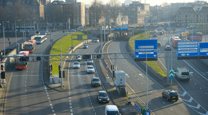 Evaluatie actualisatie strategische verkeersmodellen