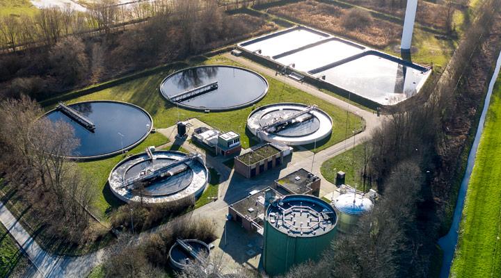 Energiebeleid Wetterskip Fryslân