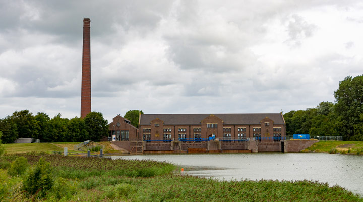 Assetmanagement bij Wetterskip Fryslân