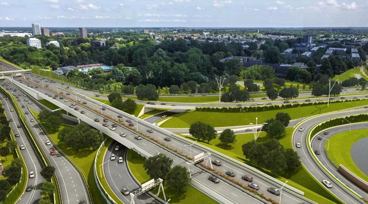 Aanpak Ring Zuid Groningen: sturen op risico's