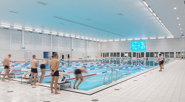 Contractmanagement voor Zwemcentrum Rotterdam