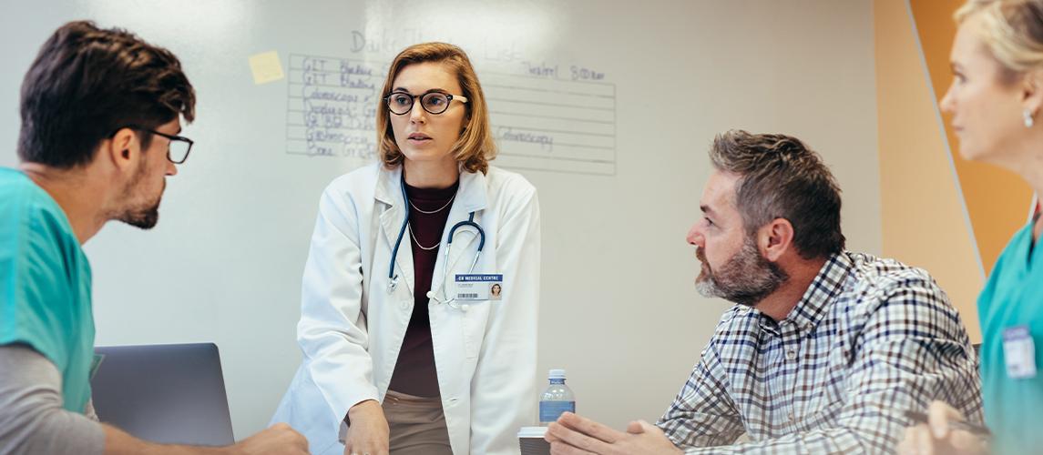 Medisch Leiderschap is noodzakelijker dan ooit. Maar hoe ontwikkel je dat?