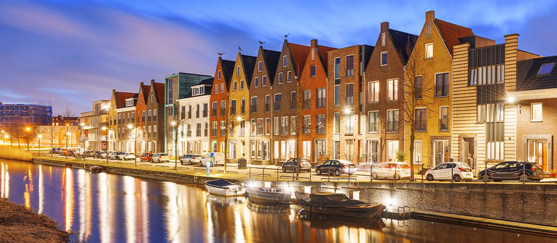Integrale woningbouw ontwikkelen aan de stadsranden