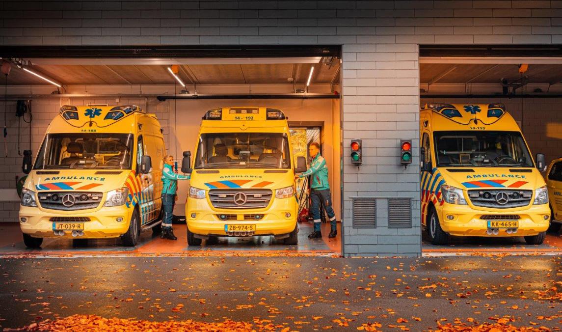 Samenwerken in de ambulancezorg: elkaar versterken met de blik naar buiten