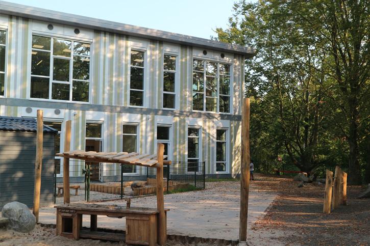 Innovatieve leeromgeving in een energieneutrale school
