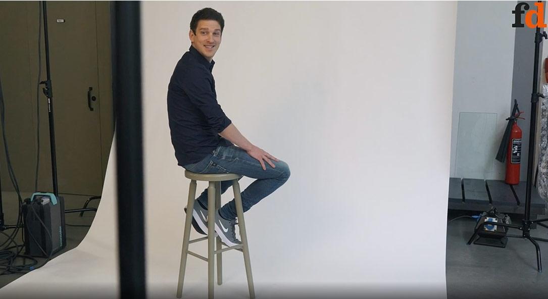 'Social designer' Pim Meijer Jong talent van 2020