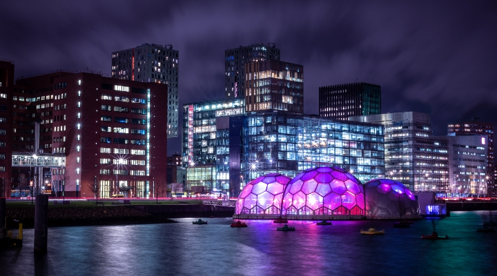 Ontwerptraject voor Rotterdam als voorbeeldstad in een digitale wereld