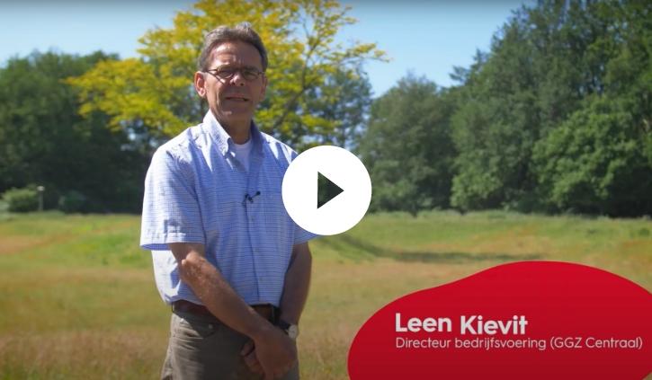 Leen Kievit, Directeur bedrijfsvoering bij GGZ Centraal