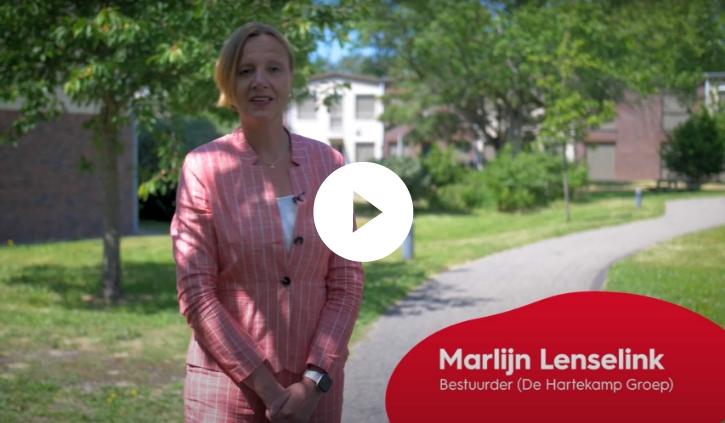 Marlijn Lenselink, Bestuurder bij De Hartekamp Groep