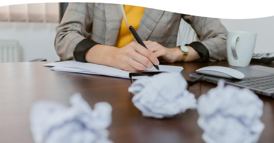 Vijf tips om je strategie niet werkend te krijgen-Blog