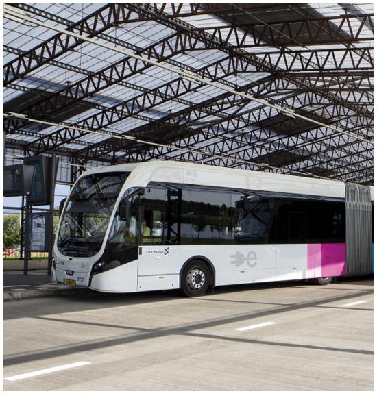 Stel je voor... dat alle dieselbussen zijn vervangen door waterstofbussen
